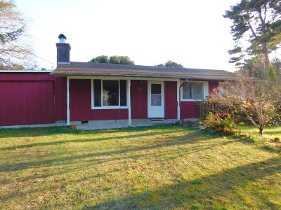 Waldport Single Family Home Pending - Contingencies: 1109 SW Tara Ln