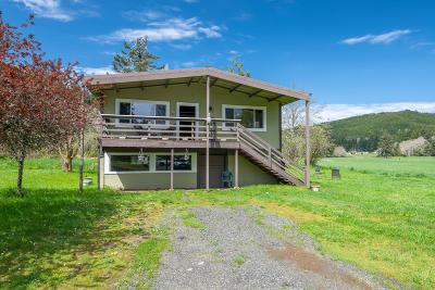 Single Family Home For Sale: 15029 Siletz Hwy