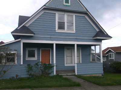 Single Family Home For Sale: 16 SW High St