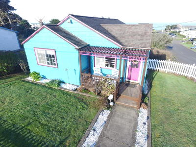 Newport Single Family Home For Sale: 505 NW 10th St.