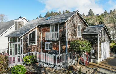 Neskowin Single Family Home For Sale: 50505 Proposal Rock Loop