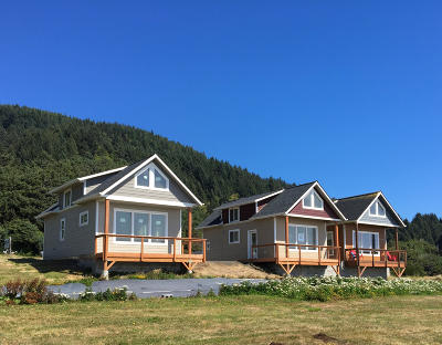 Condo/Townhouse For Sale: 95590 S Hwy 101 #Unit 11