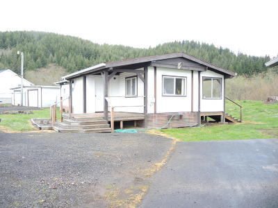 Depoe Bay, Gleneden Beach, Lincoln City, Newport, Otter Rock, Seal Rock, South Beach, Tidewater, Toledo, Waldport, Yachats Mobile/Manufactured For Sale: 123 S Gorton Rd