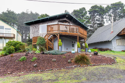 Lincoln City Single Family Home Pending - Contingencies: 3114 NW Marine Ave