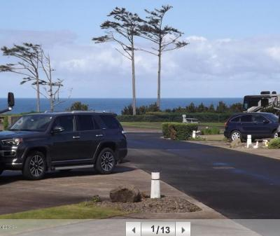 Depoe Bay, Gleneden Beach, Lincoln City, Newport, Otter Rock, Seal Rock, South Beach, Tidewater, Toledo, Waldport, Yachats Residential Lots & Land For Sale: 6225 N. Coast Hwy Lot 174