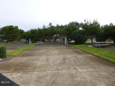 Depoe Bay, Gleneden Beach, Lincoln City, Newport, Otter Rock, Seal Rock, South Beach, Tidewater, Toledo, Waldport, Yachats Residential Lots & Land For Sale: 6225 N. Coast Hwy Lot 175