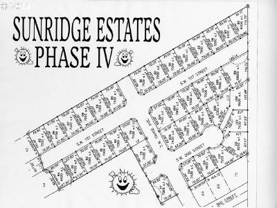 Residential Lots & Land For Sale: SW 1st #Lot83