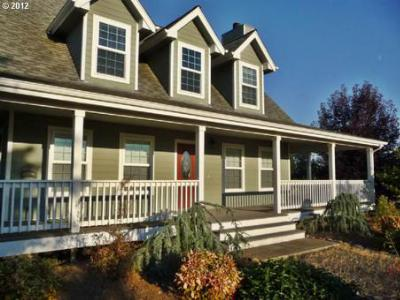 Aumsville Single Family Home Sold: 11544 West Stayton Rd