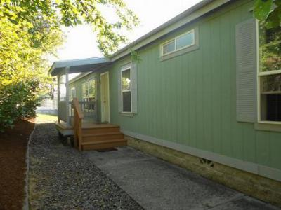 Sutherlin OR Manufactured Home Sold: $137,500