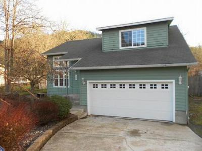 Roseburg OR Single Family Home Sold: $161,500