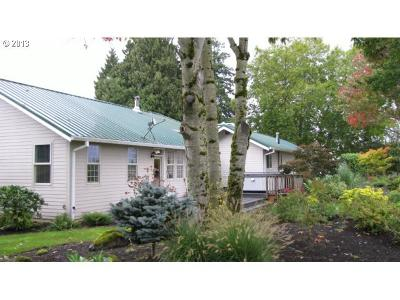 Canby Single Family Home Sold: 9080 S Good Ln