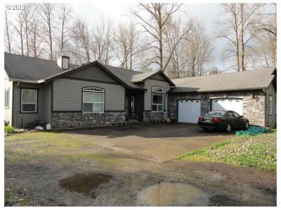 Canby Single Family Home Sold: 27751 S Klinger Rd