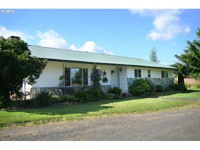 Canby Single Family Home Sold: 29260 S Jackson Rd