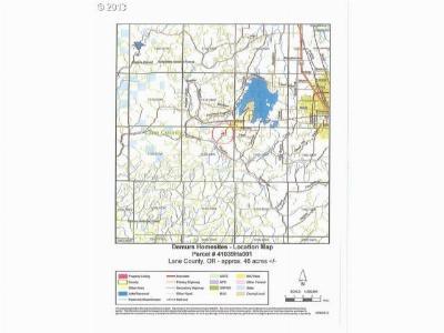 Elmira, Veneta Farm & Ranch For Sale: Bolton Hill Rd