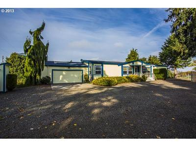 Albany Single Family Home Sold: 38906 Highway 99e