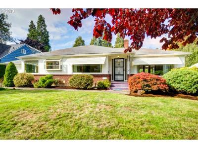 Salem OR Single Family Home Sold: $182,000