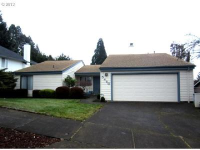 Salem OR Single Family Home Sold: $189,900