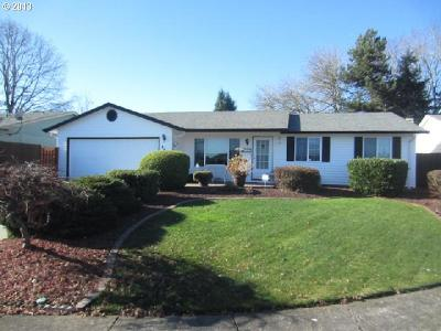Salem OR Single Family Home Sold: $144,900