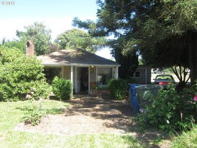 Salem OR Single Family Home Sold: $60,000