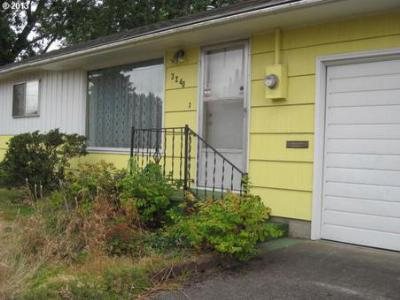 Salem OR Single Family Home Sold: $112,900
