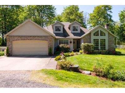 Canby Single Family Home Sold: 9510 S Alder Creek Ln