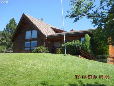 Grant County Single Family Home For Sale: 61520 Marysville Ln