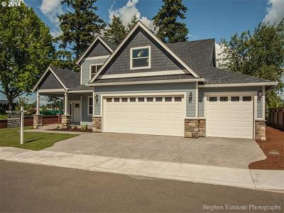 Canby Single Family Home Sold: 1490 N Elm St