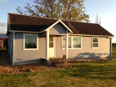Canby Single Family Home Sold: 10570 S Bremer Rd