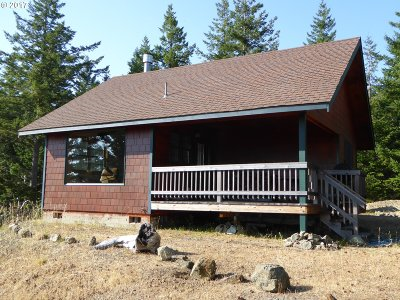 Gold Beach OR Single Family Home For Sale: $299,500