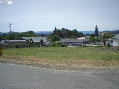 Roseburg Residential Lots & Land For Sale: NE Alder St