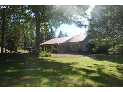 Goldendale Single Family Home For Sale: 750 Lone Cedar Ln