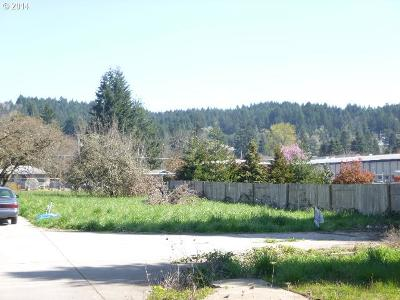 Cottage Grove, Creswell Residential Lots & Land For Sale: S 8th St