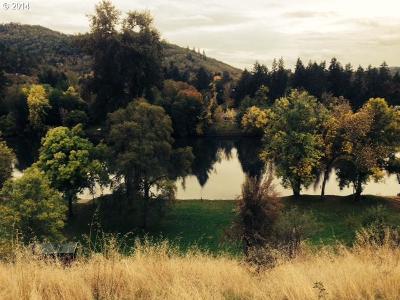 Roseburg Residential Lots & Land For Sale: Umpqua College Rd