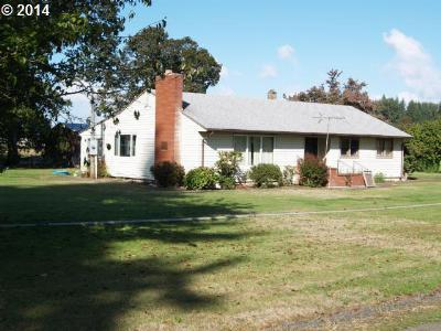 Aumsville Single Family Home Sold: 9083 Bishop Rd