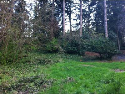 Eugene Residential Lots & Land For Sale: Fircrest Dr