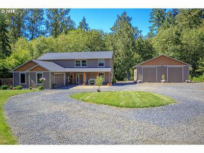 Scio Single Family Home Sold: 36050 Tree Farm Rd