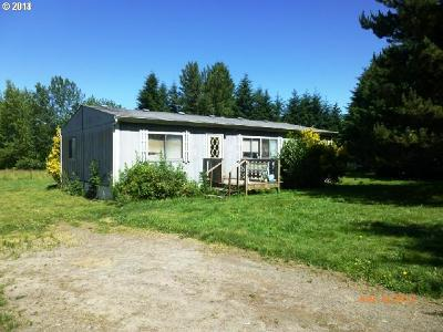 Canby OR Single Family Home For Sale: $185,000