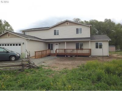 Baker County Single Family Home For Sale: 15647 Maxwell Ln
