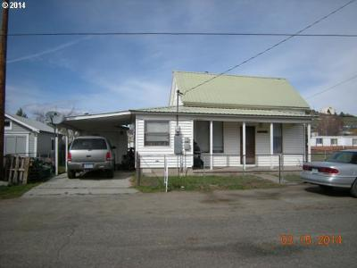 Grant County Single Family Home For Sale: 130 E 6th St