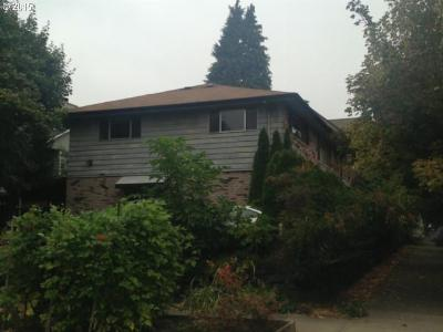 Portland OR Multi Family Home Sold: $829,000