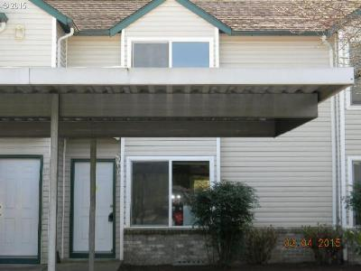 Newberg OR Condo/Townhouse Sold: $77,500
