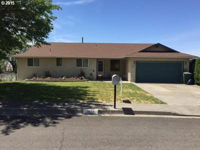 Pendleton Single Family Home For Sale: 1417 SW 18th St