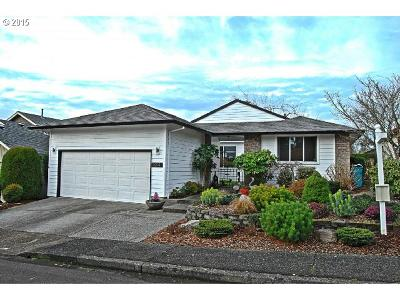 Single Family Home Sold: 3214 SE 156th Ave