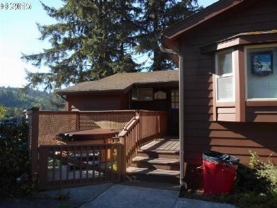 Brookings Single Family Home For Sale: 19921 Whaleshead #T6