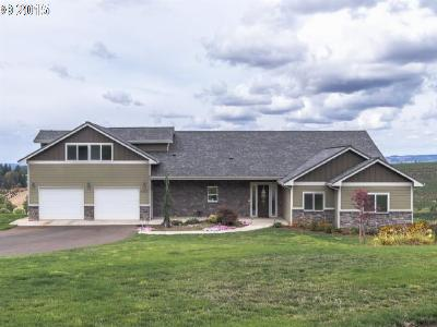 Scio Single Family Home Sold: 40279 Cole View Dr