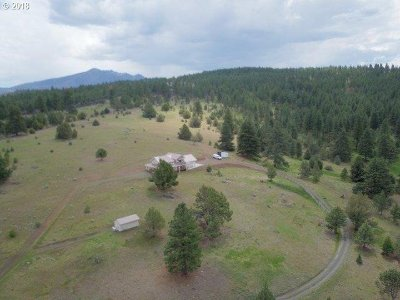 Grant County Single Family Home For Sale: 25712 Luce Creek Rd