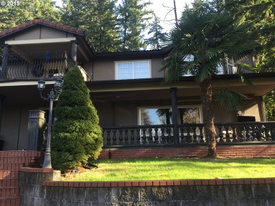 Damascus, Boring Single Family Home Pending: 18625 SE Tillstrom Rd