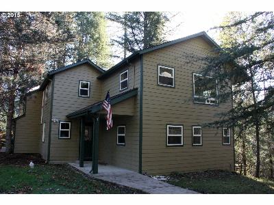 Lyons Single Family Home Sold: 32365 SE North Fork Rd