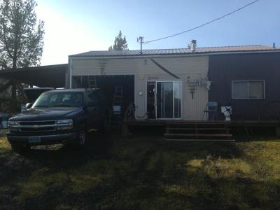Prineville OR Single Family Home For Sale: $109,000