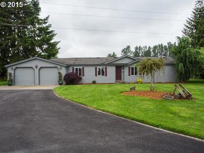 Scio Single Family Home Sold: 37338 Robinson Dr
